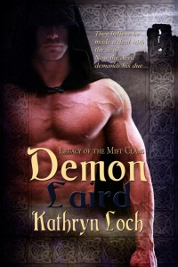 Demon Laird by Kathryn Loch