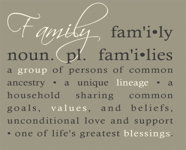 BW001_FamilyDefinition