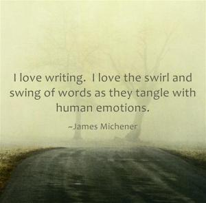 michener-words