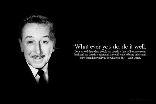 Walt Disney Quotes About Friendship Awesome Walt Disney  Emma Ruthvenstevenson