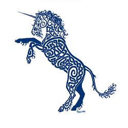 celtic_knotwork_unicorn_blue_225_button