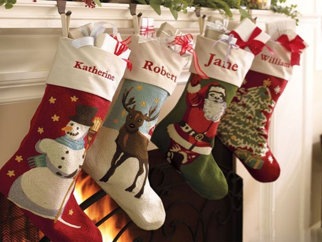 Christmas Stockings 4