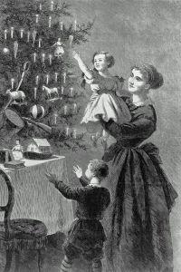 1870_ChristmasTree_byEhninger_HarpersBazaar